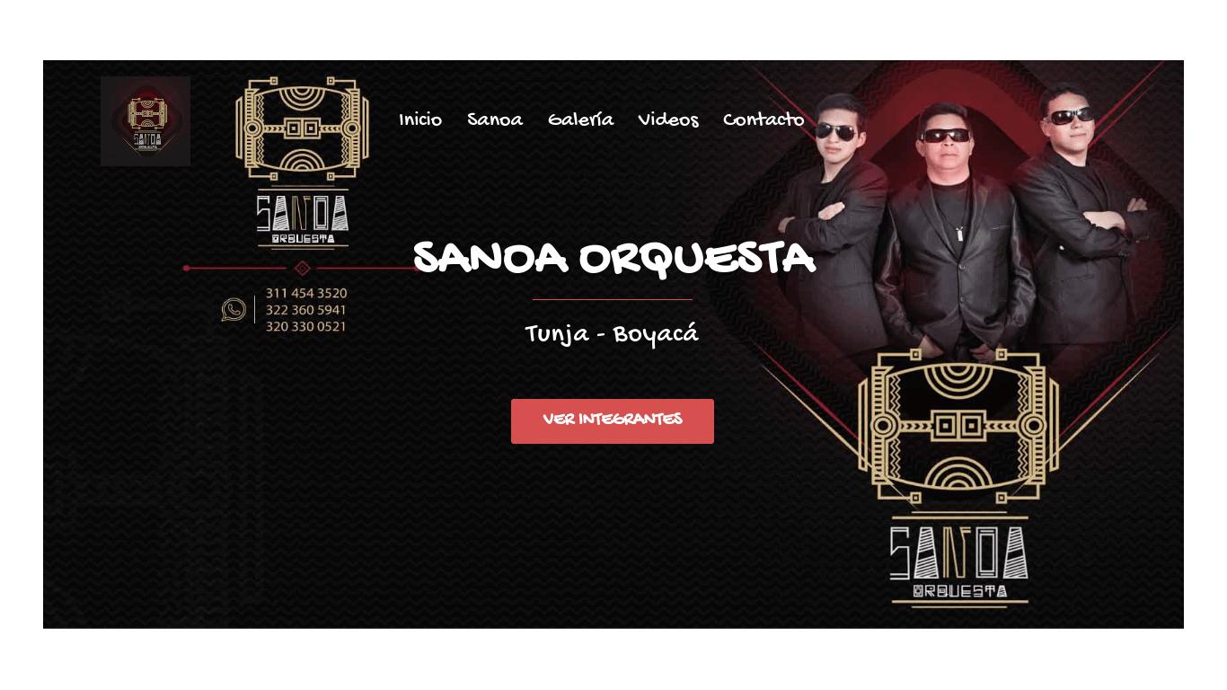 Sanoa Orquesta